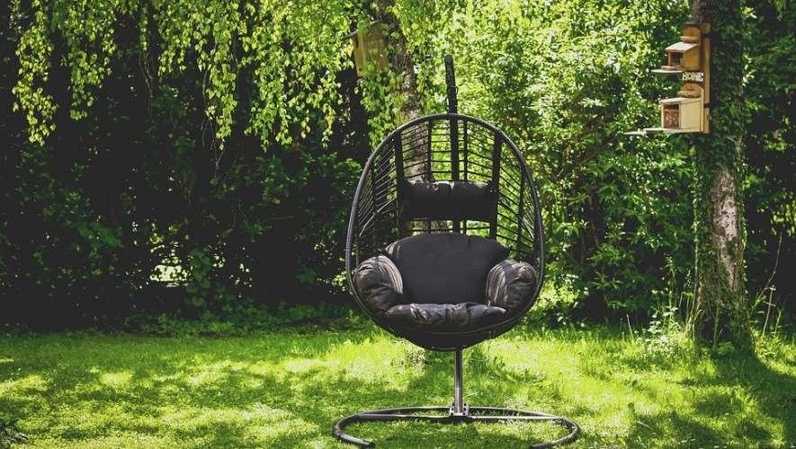 krzesło wiszące